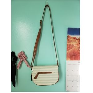 Small steipped purse